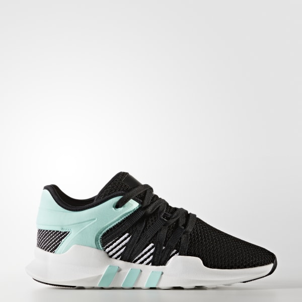 new style 1ffe1 de7cc EQT Racing ADV Shoes Core Black   Energy Aqua   Energy Aqua CP9677