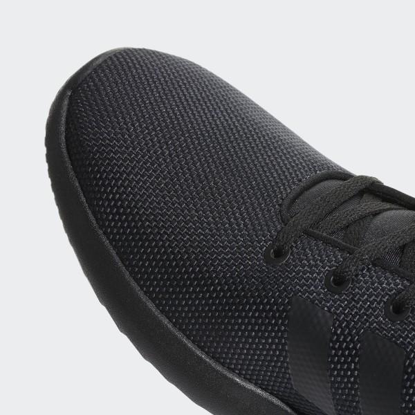 reputable site 95a78 4136b Cloudfoam Racer TR Shoes Core Black  Core Black  Grey Five B43651