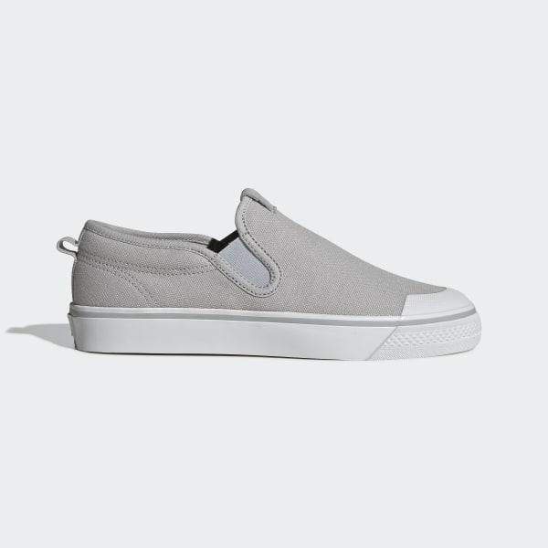 e09c2c7873 Nizza Slip-on Shoes Grey Two   Cloud White   Crystal White CG6917