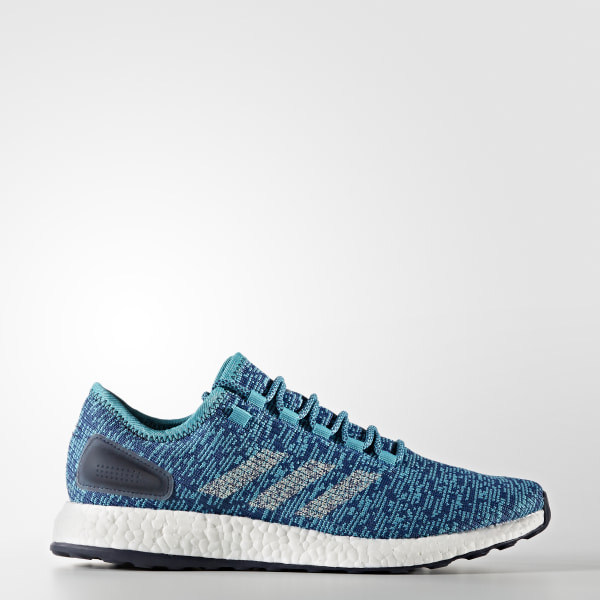 42a2b54e8729 Pure Boost Clima Shoes Energy Blue   Linen   Core Blue BA9056