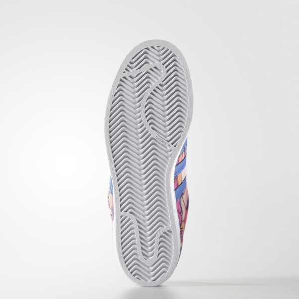 huge discount 9dfeb 0ed09 Zapatillas ORIGINALS Superstar LAB BLUE WHITE S75129