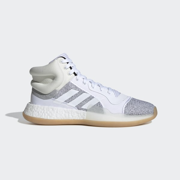 buy popular 35d11 c8dad Zapatilla Marquee Boost Raw White   Ftwr White   Off White BB9299