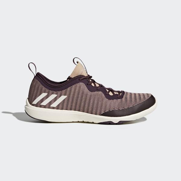 best sneakers 61b39 11756 adipure 360.4 Schuh BrownPurpleNoble RedChalk WhiteAsh Pearl CP9514