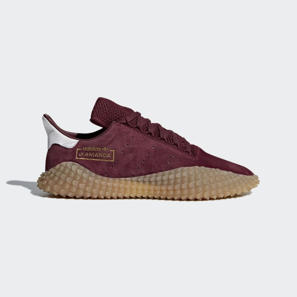 outlet store e136b 05695 adidas Kamanda Shoes - Red  adidas Canada