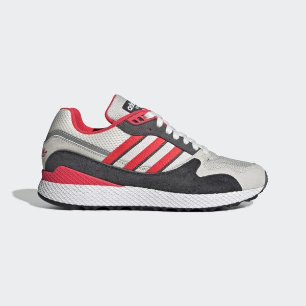 separation shoes 635f9 2e98e Ultra Tech Shoes Raw White  Shock Red  Grey BD7935