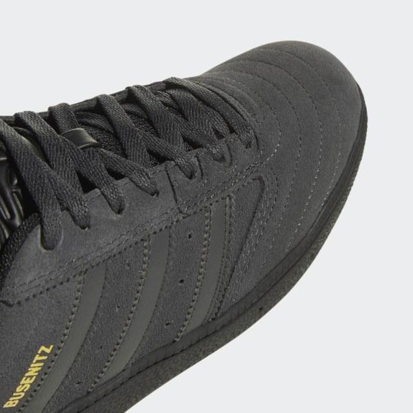 d562074e11b Busenitz Pro Shoes Core Black   Dgh Solid Grey   Gold Foil B22768