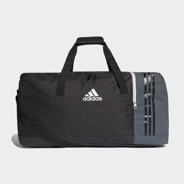 afa5ac4509b1 Tiro Team Bag Large Black Dark Grey White B46126