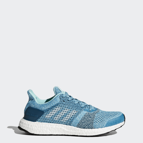 best service fd704 1cfe4 Zapatillas para Correr ULTRABOOST ST Mujer ENERGY AQUA F17 FTWR  WHITE MYSTERY PETROL F17