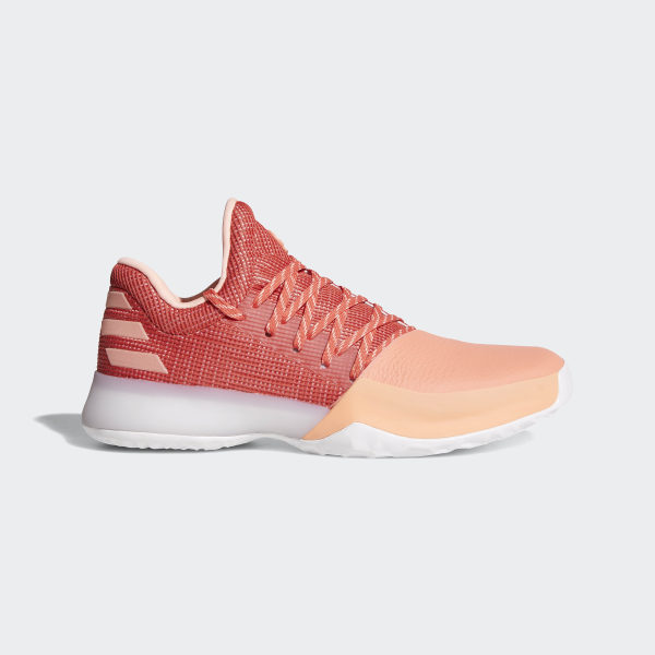 Harden Vol. 1 Chalk Coral Trace Scarlet Grey One AH2119 3234d43c4
