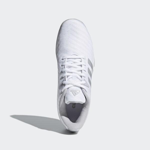 8227c0ad76dbf8 Barricade Court Shoes Cloud White   Matte Silver   Grey DB1746