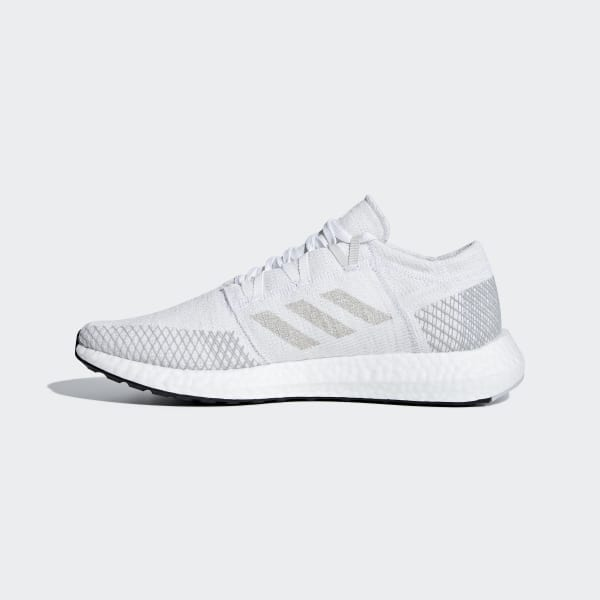 f46bc1cd40e04 PureBOOST GO Shoes Ftwr White   Grey One   Grey Two AH2311