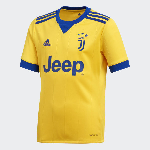 1d8859de40000 Camisa Infantil Juventus 2 BOLD GOLD COLLEGIATE ROYAL AZ8690