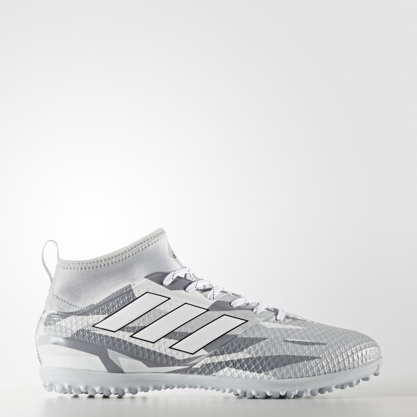 05bd12b093 Chuteira ACE 17.3 Primemesh - Society CLEAR GREY FTWR WHITE CORE BLACK  BB5971