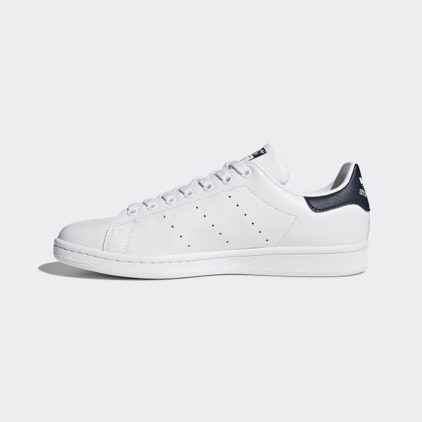 on sale a708d c95cf Stan Smith Shoes Core White   Core White   Dark Blue M20325