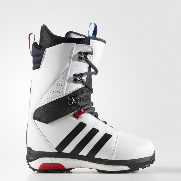timeless design 03b78 5217c Tactical ADV Boots Cloud White   Core Black   Scarlet BW0993