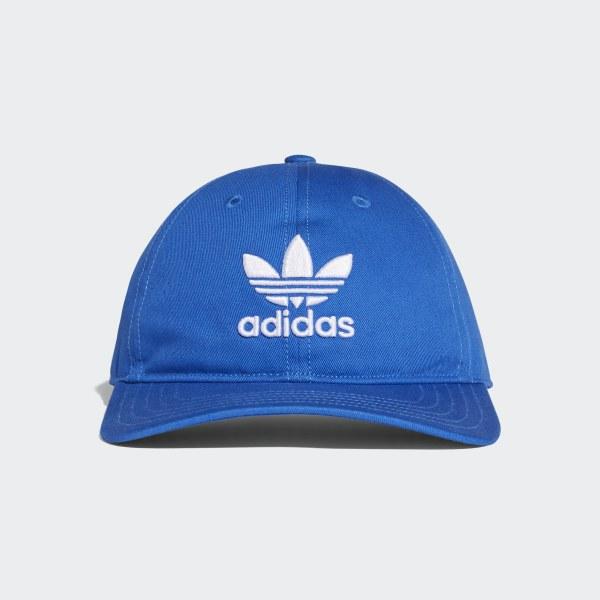 34867f31bd3 adidas Trefoil Classic Cap - Blue