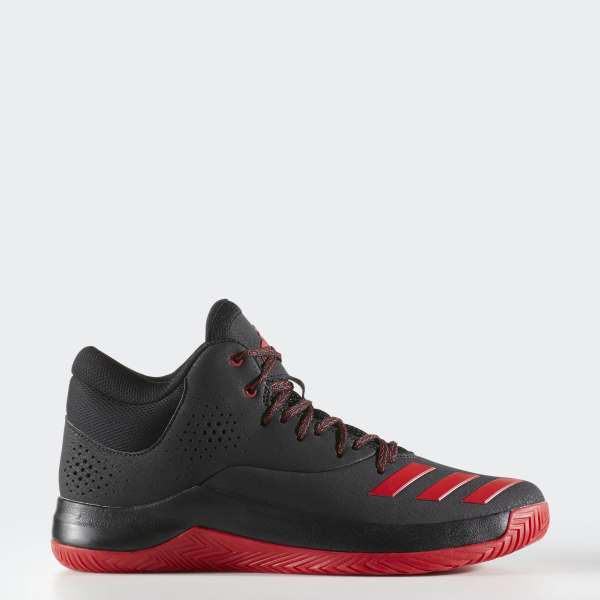 best sneakers 385b6 795d2 Zapatillas Court Fury 2017 CORE BLACKSCARLETCORE BLACK BY4189