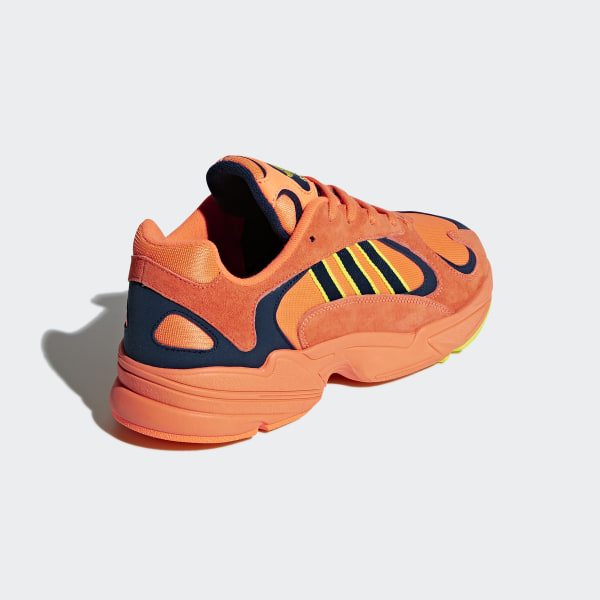 2edac43660c77b Yung-1 Shoes Hi-Res Orange   Hi-Res Orange   Shock Yellow