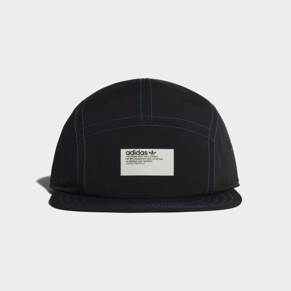 adidas NMD 5-Panel Cap - Black  e217ba6d339