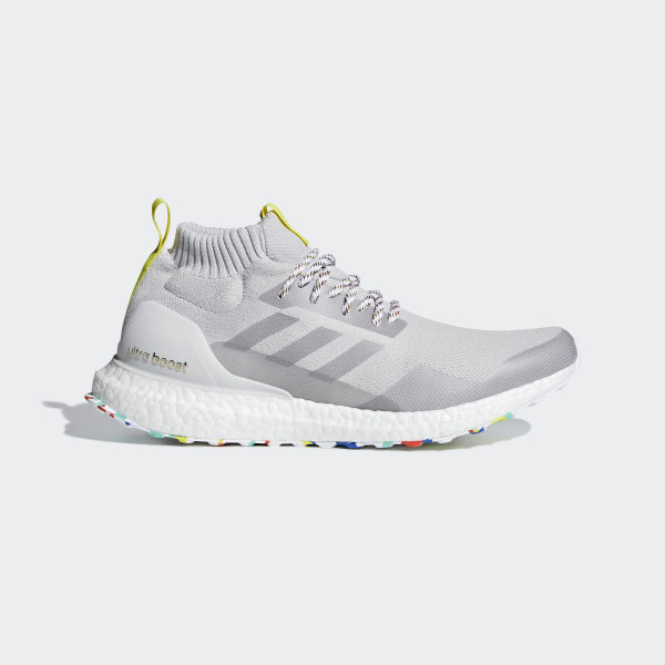e3986bd2c7b Ultraboost Mid Shoes Grey One   Grey Three   Grey Two G26842
