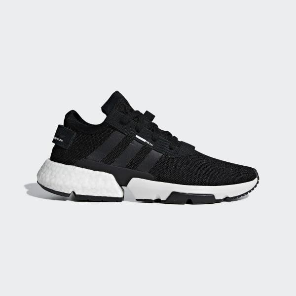 13db15366 POD-S3.1 Shoes Core Black   Core Black   Ftwr White B37366
