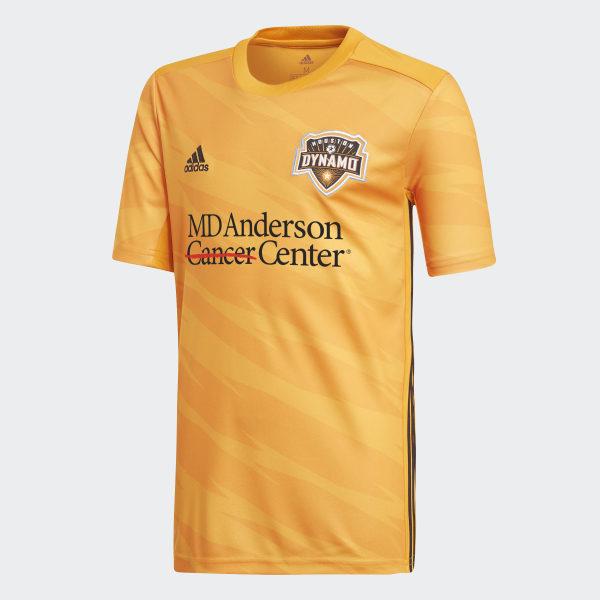 timeless design 5574c 1466a adidas Houston Dynamo Home Jersey - Orange   adidas US