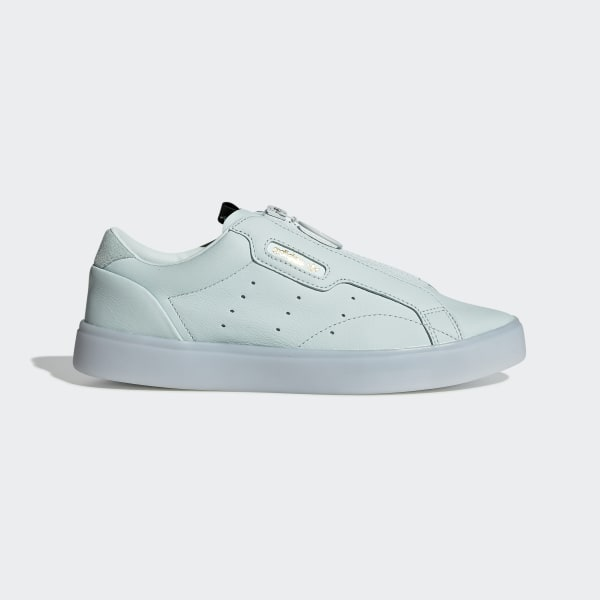 cheap for discount 56393 07d0b adidas Sleek Z Schuh Ice Mint   Ice Mint   Clear Blue EE8611