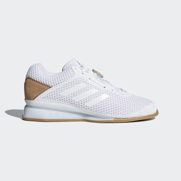 promo code d173a 9b9c4 Leistung 16 II Boa Shoes Cloud White   Cloud White   Gold Metallic AC6977