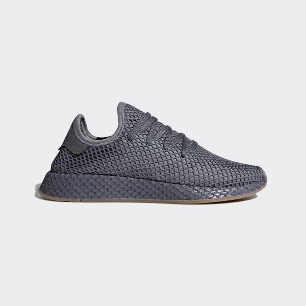quality design f8fd2 36c1e Deerupt Runner Shoes Grey ThreeGrey FourFtwr White CQ2627