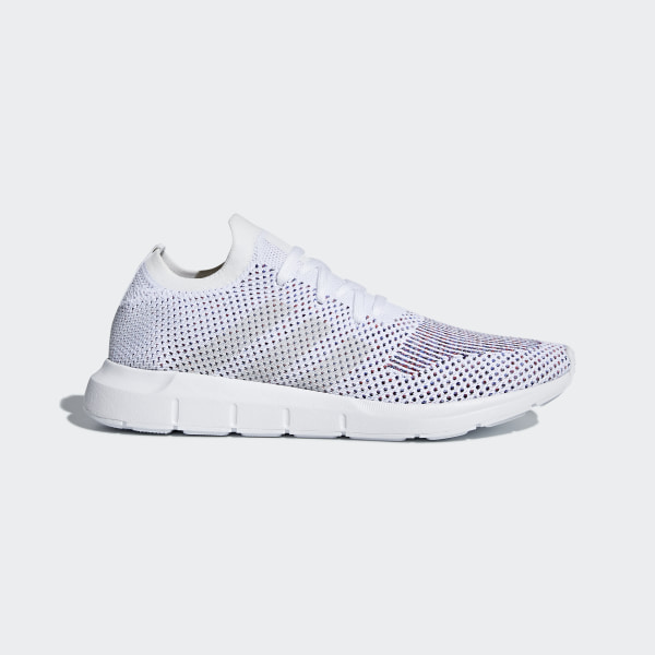a494e8dfe43c2 Swift Run Primeknit Shoes Cloud White   Grey One   Medium Grey Heather  CQ2895