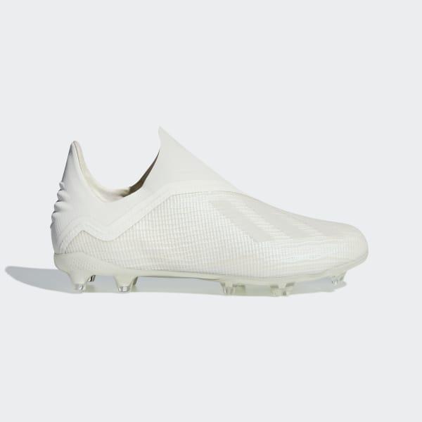 Calzado de Fútbol X 18+ FG J OFF WHITE FTWR WHITE OFF WHITE 7bac816e23138