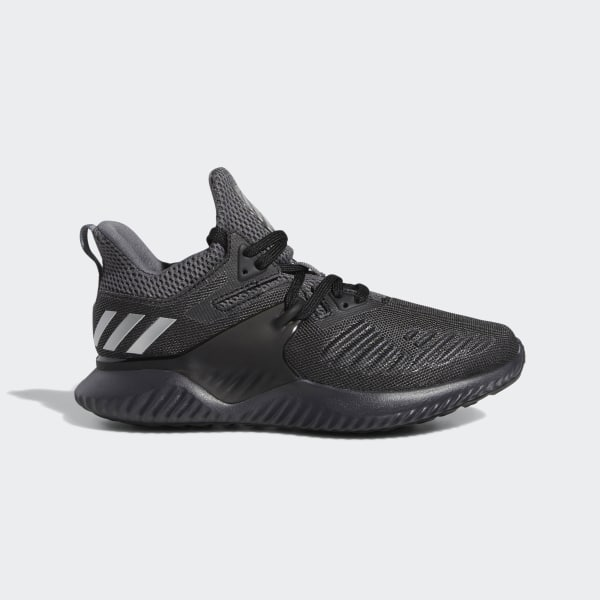 size 40 b7636 5142c Alphabounce Beyond Shoes Core Black   Silver Metallic   Carbon F33983