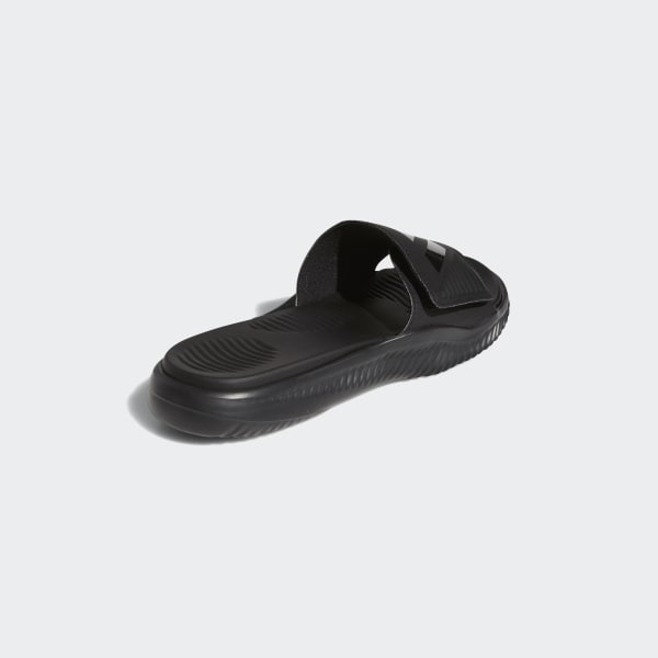 6a258873116b2 Alphabounce Basketball Slides Core Black   Core Black   Core Black B41720