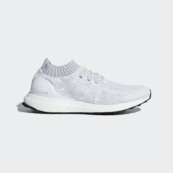 san francisco ae11d 23e42 Ultraboost Uncaged Shoes Cloud White   Running White   Grey Two DB1132