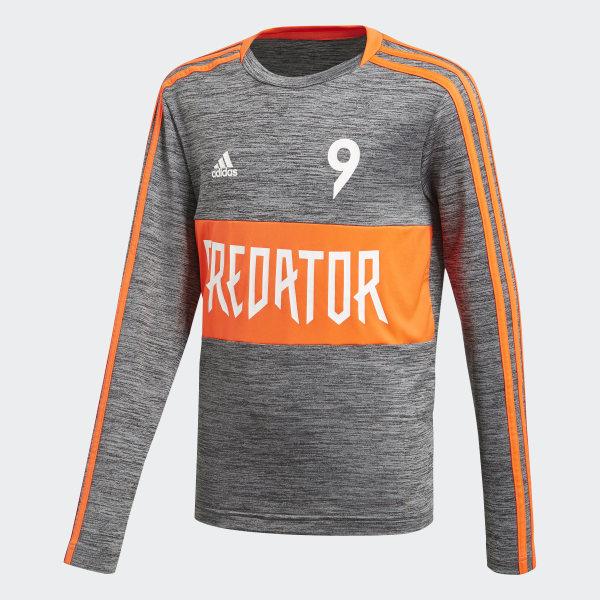 adidas Predator Jersey - Black  a17a6a589f2c