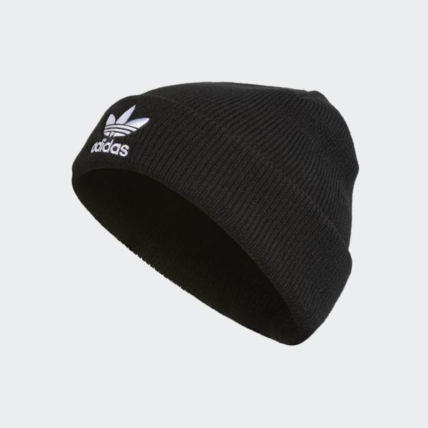 adidas Trefoil Beanie - Black  b84474d3018