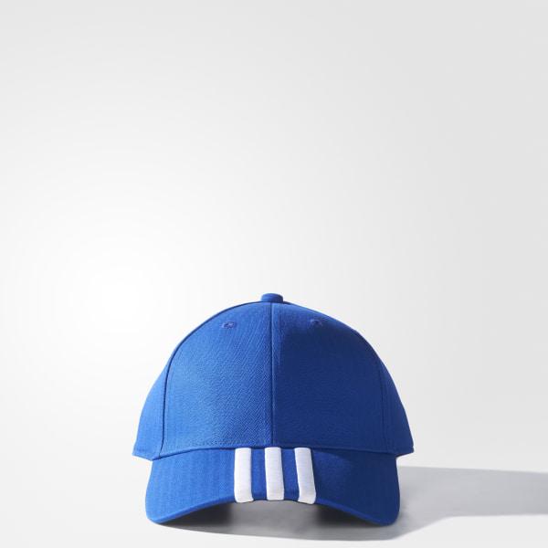 Boné Tiro BOLD BLUE WHITE BLACK S30288 475d933f342