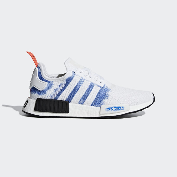 NMD R1 Shoes ftwr white   bold blue   core black G27916 e81434867