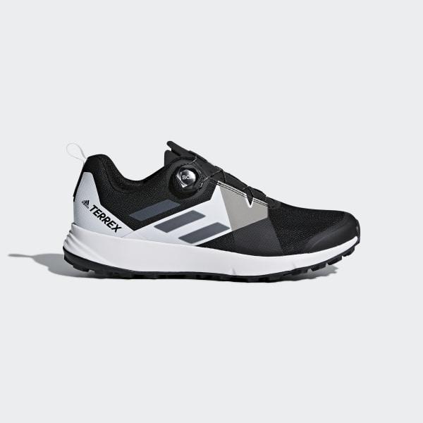 online retailer 2bfd9 d8faa TERREX Two Boa Schuh Core BlackFtwr White CM7574