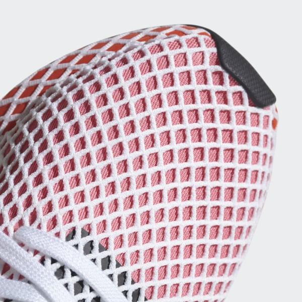 c7b66c8658caf0 Deerupt Runner Shoes Chalk Pink Chalk Pink Bold Orange CQ2910