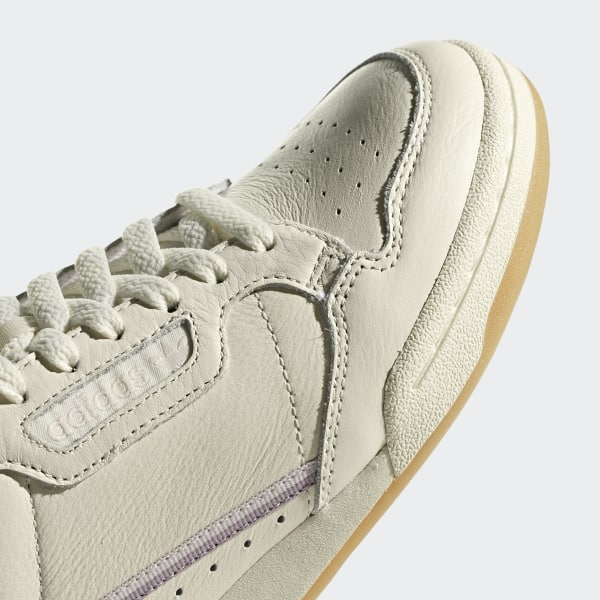 ae2451b1f001 Continental 80 Shoes Off White   Orchid Tint   Soft Vision G27718