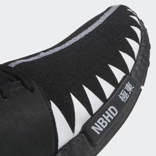 big sale e16ec 27cd9 NEIGHBORHOOD NMD R1 PK Shoes Core Black   Core Black   Cloud White DA8835