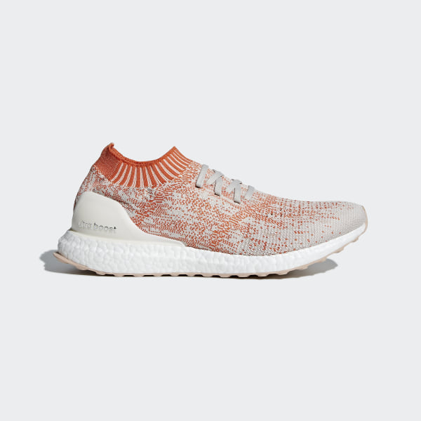 8a4b4b4f23fcd Ultraboost Uncaged Shoes Raw Amber   Ash Pearl   Clear Brown CM8279