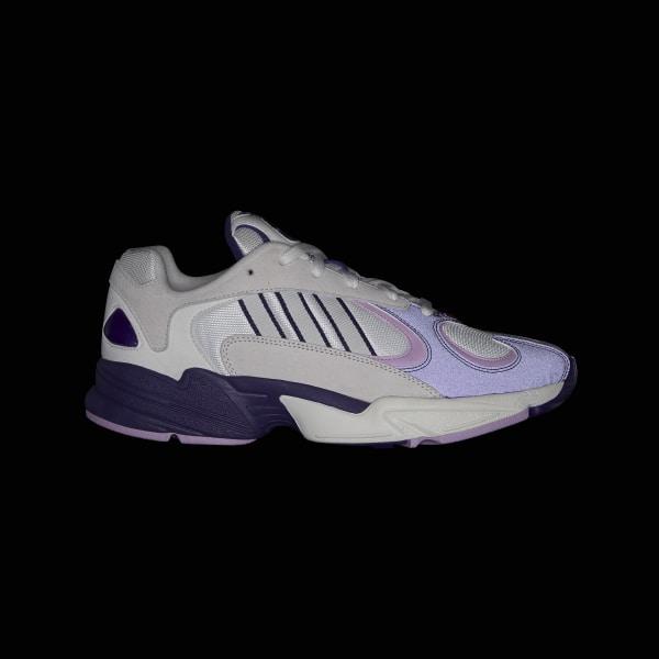 06677ca1da0 Dragonball Z YUNG-1 Shoes Running White   Purple   Clear Lilac D97048