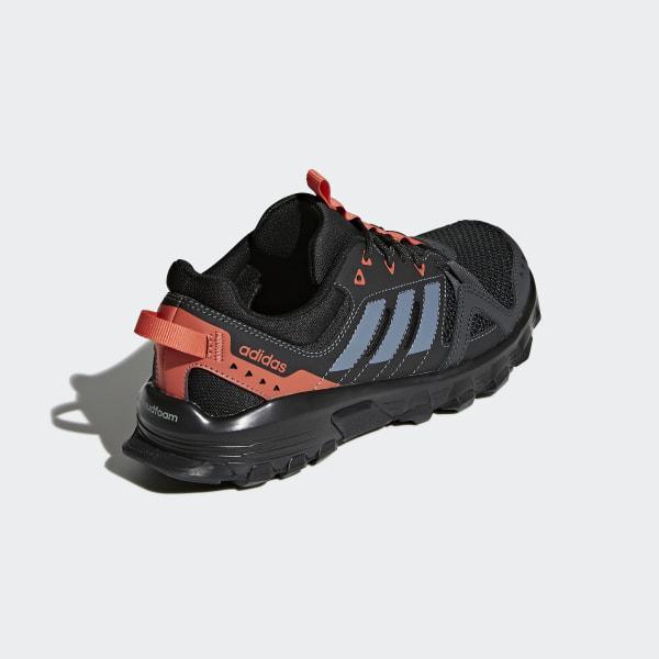 979ff780fff22 Rockadia Trail Shoes Carbon   Raw Steel   Trace Scarlet CG3984