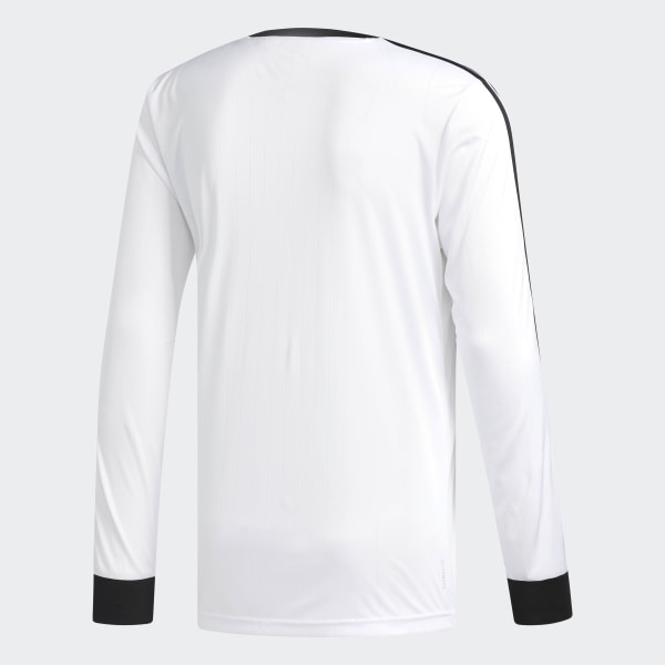 LONGSLEEVE CLUB JERSEY White   Black DH3929 847d038af