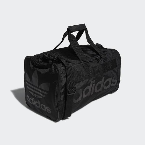 adidas Santiago Duffel Bag - Black  2f42976fa8297