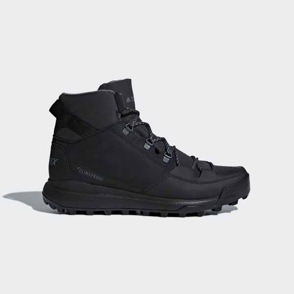 994d5140eca8 TERREX Winterpitch CW CP Shoes Core Black   Vista Grey   Night Metallic  S80812