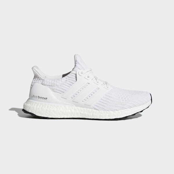 aa46cbbbc22ad Ultraboost Shoes Cloud White   Cloud White   Cloud White BB6168. Share how  you wear it.  adidas