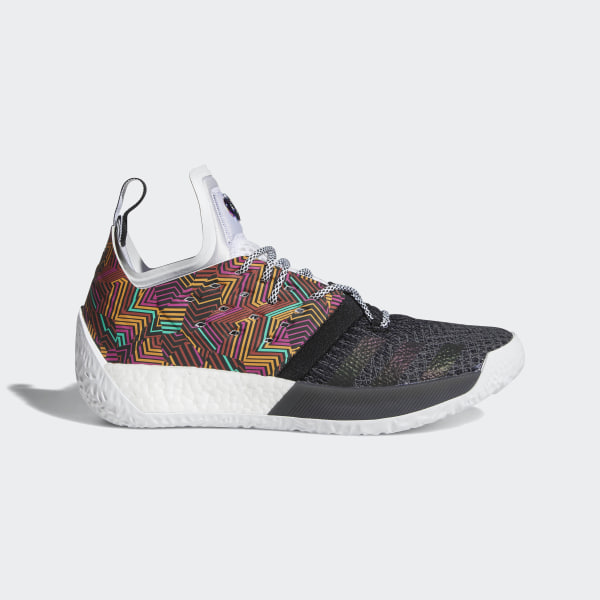 ab1785a93476 Harden Vol. 2 Shoes Ftwr White   Core Black   Grey One AQ0048